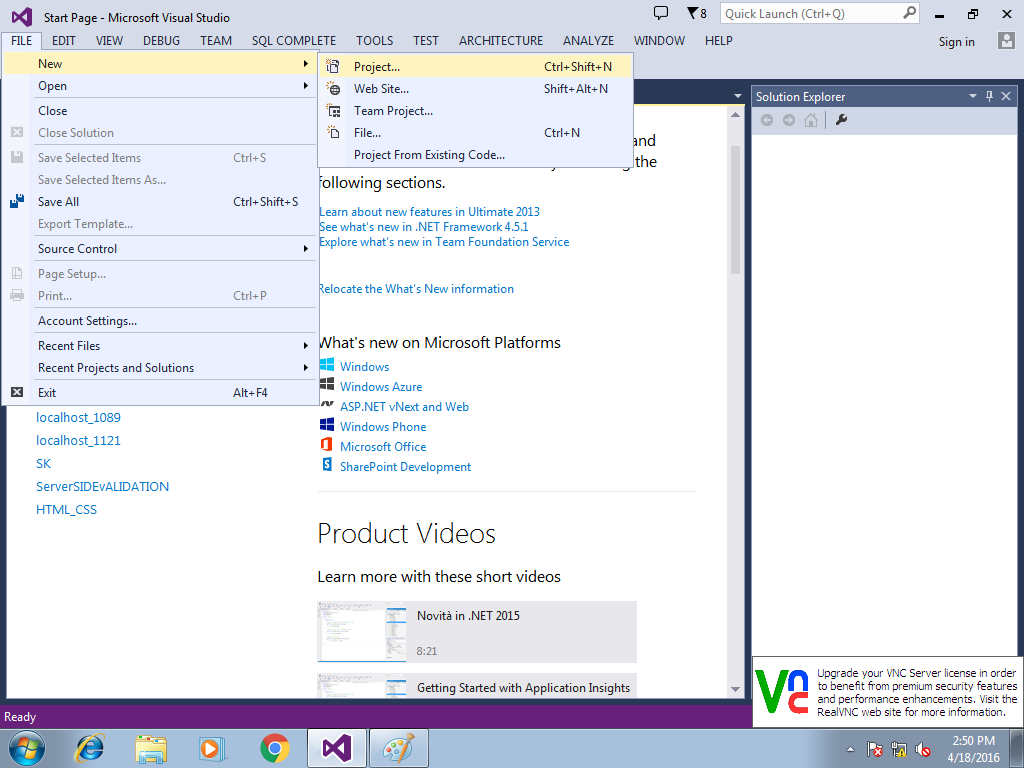 entity framework code first approach with database initializers