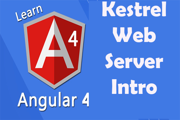 Kestrel Web Server Introduction